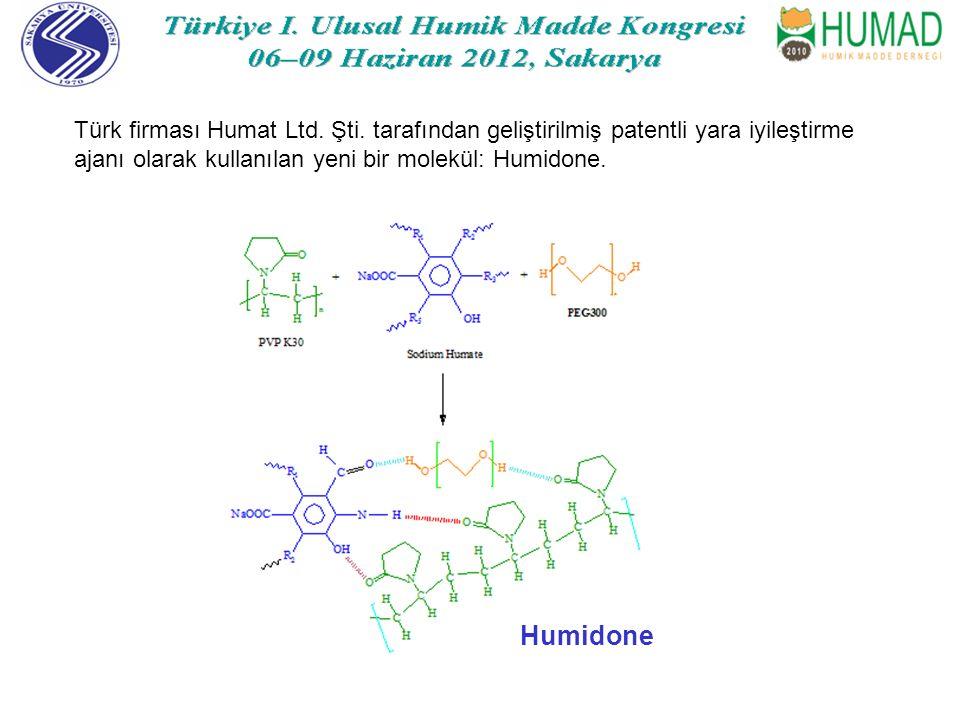 Türk firması Humat Ltd. Şti