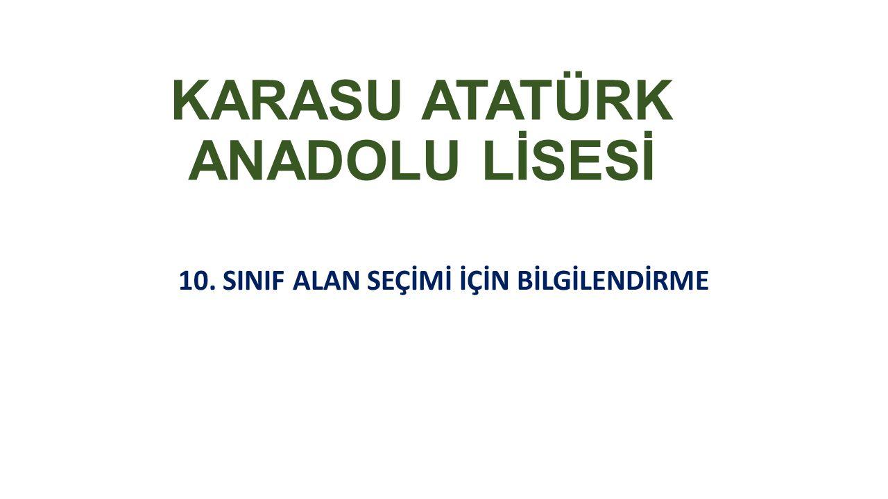KARASU ATATÜRK ANADOLU LİSESİ