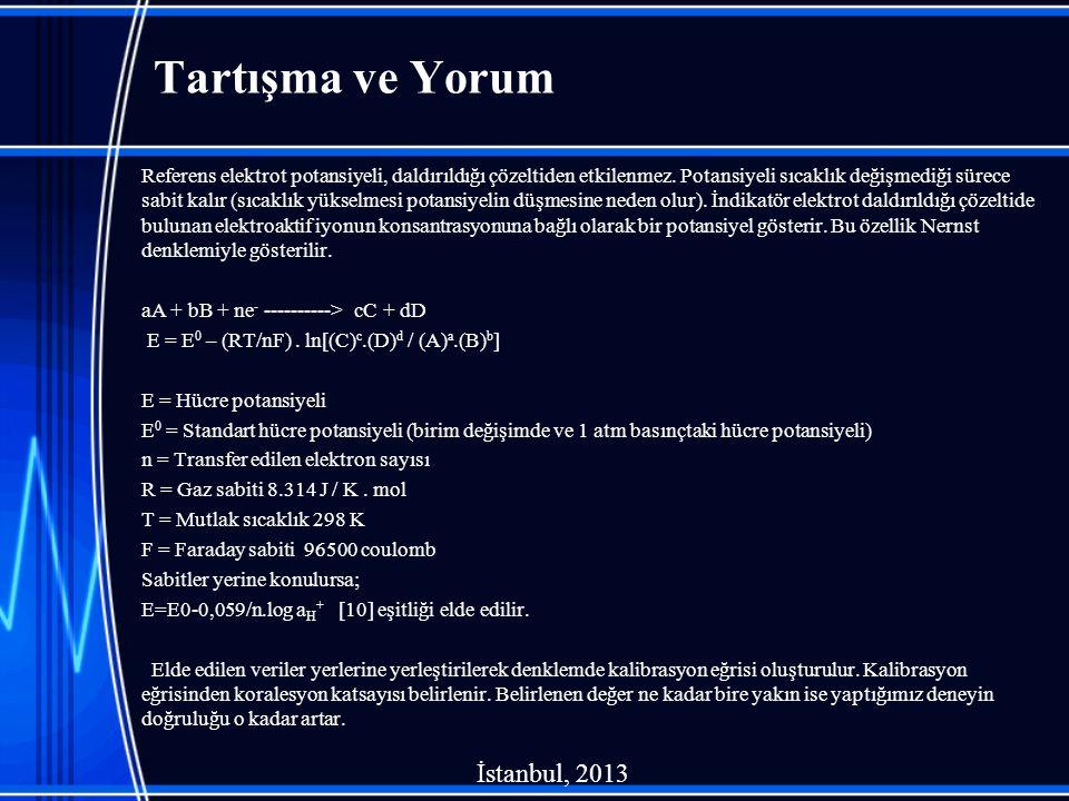 Tartışma ve Yorum İstanbul, 2013