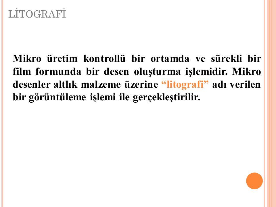 LİTOGRAFİ