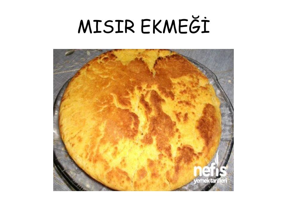 MISIR EKMEĞİ