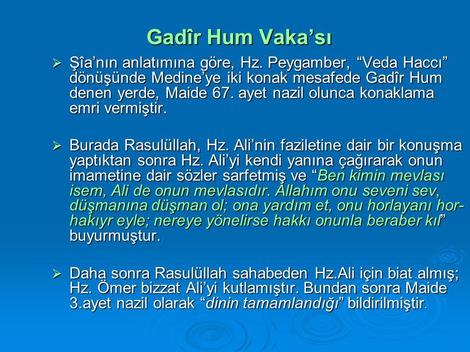 Gadîr Hum Vaka'sı