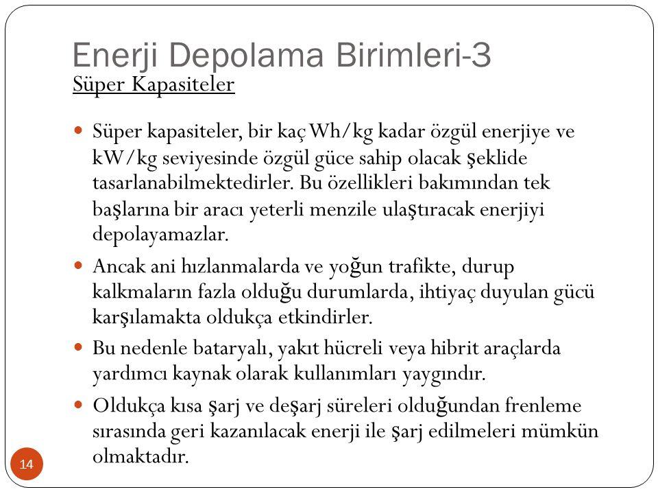 Enerji Depolama Birimleri-3