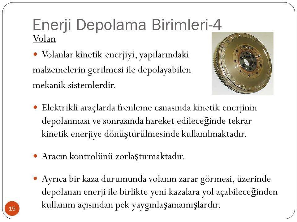 Enerji Depolama Birimleri-4