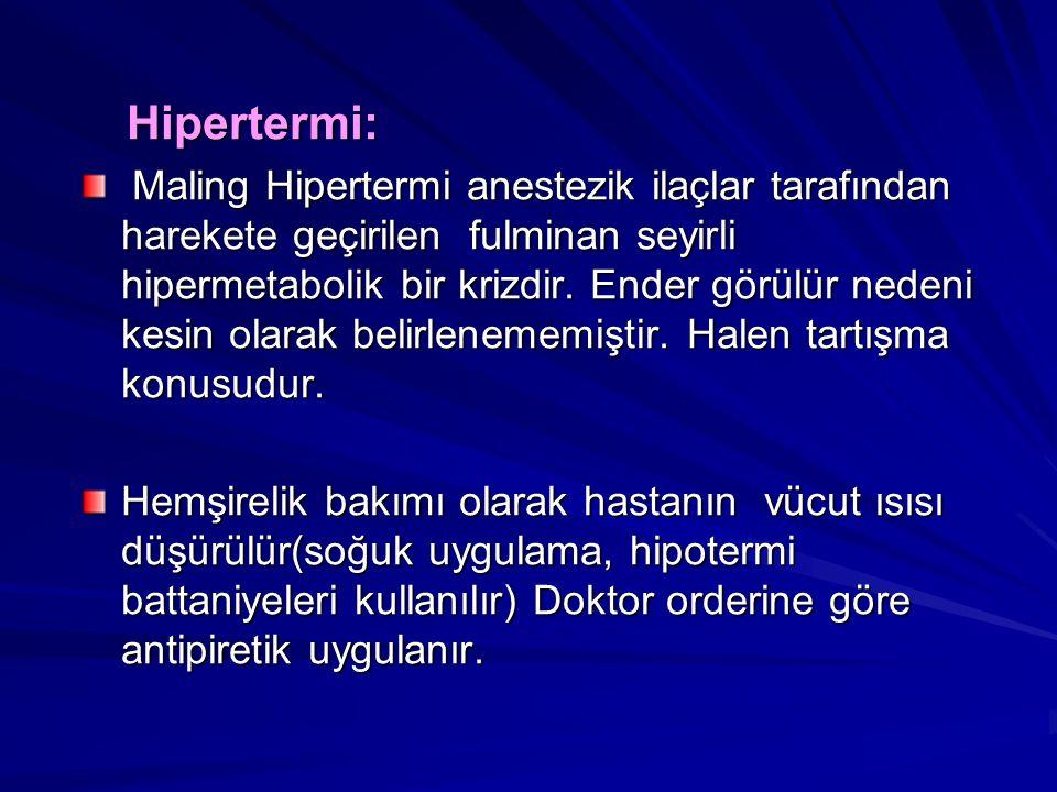 Hipertermi: