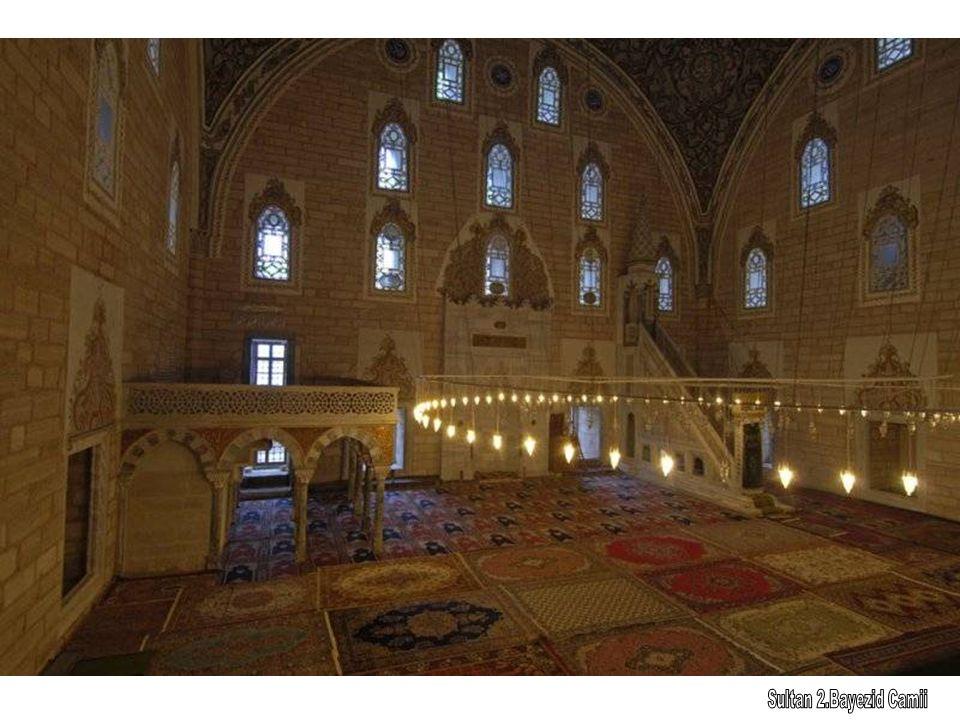 Sultan 2.Bayezid Camii