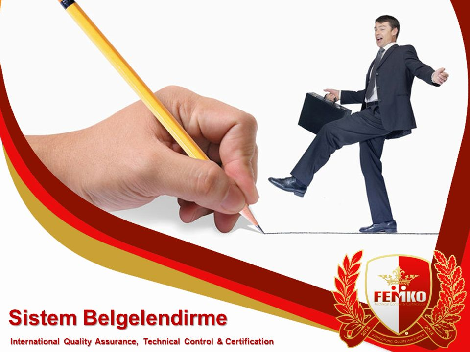 Sistem Belgelendirme International Quality Assurance, Technical Control & Certification