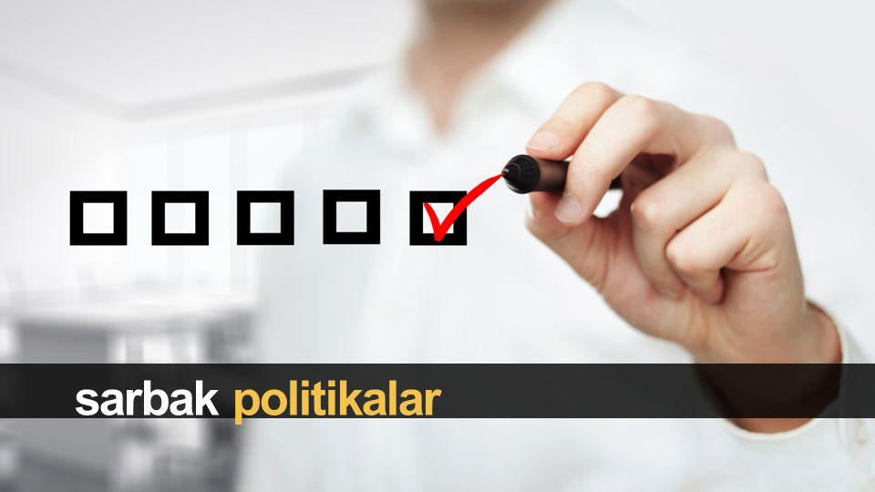 sarbak politikalar
