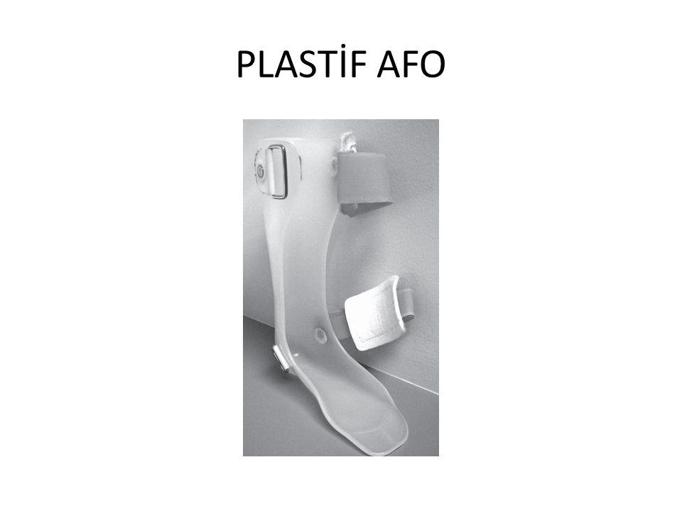 PLASTİF AFO