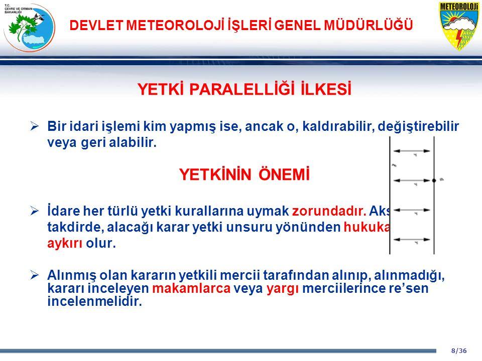 DEVLET METEOROLOJİ İŞLERİ GENEL MÜDÜRLÜĞÜ