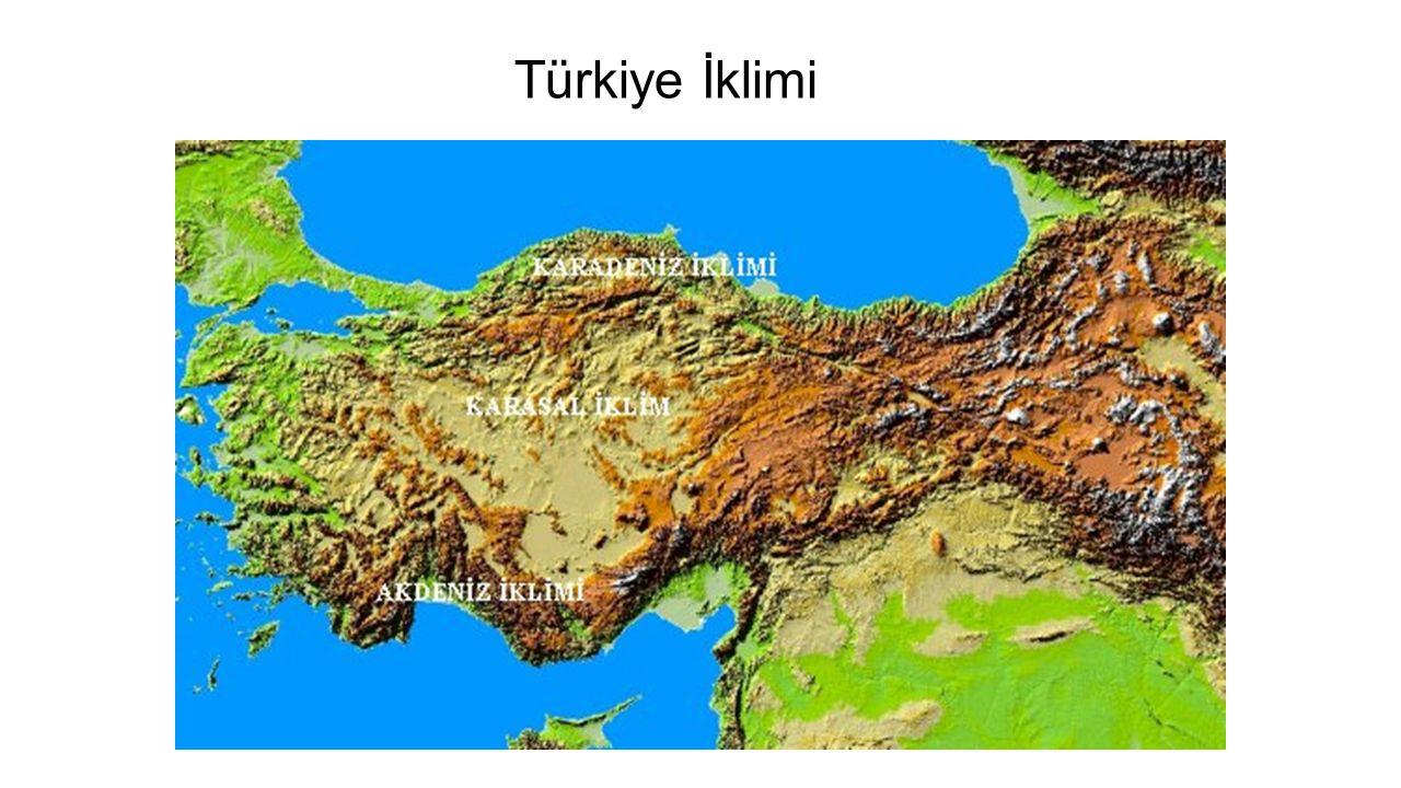 Türkiye İklimi