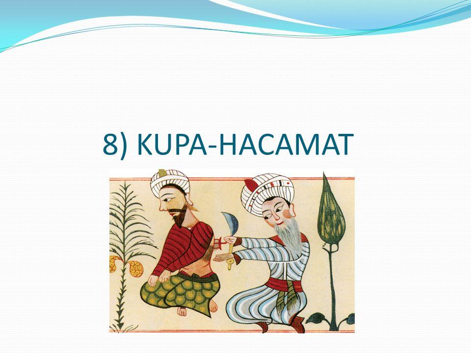 8) KUPA-HACAMAT