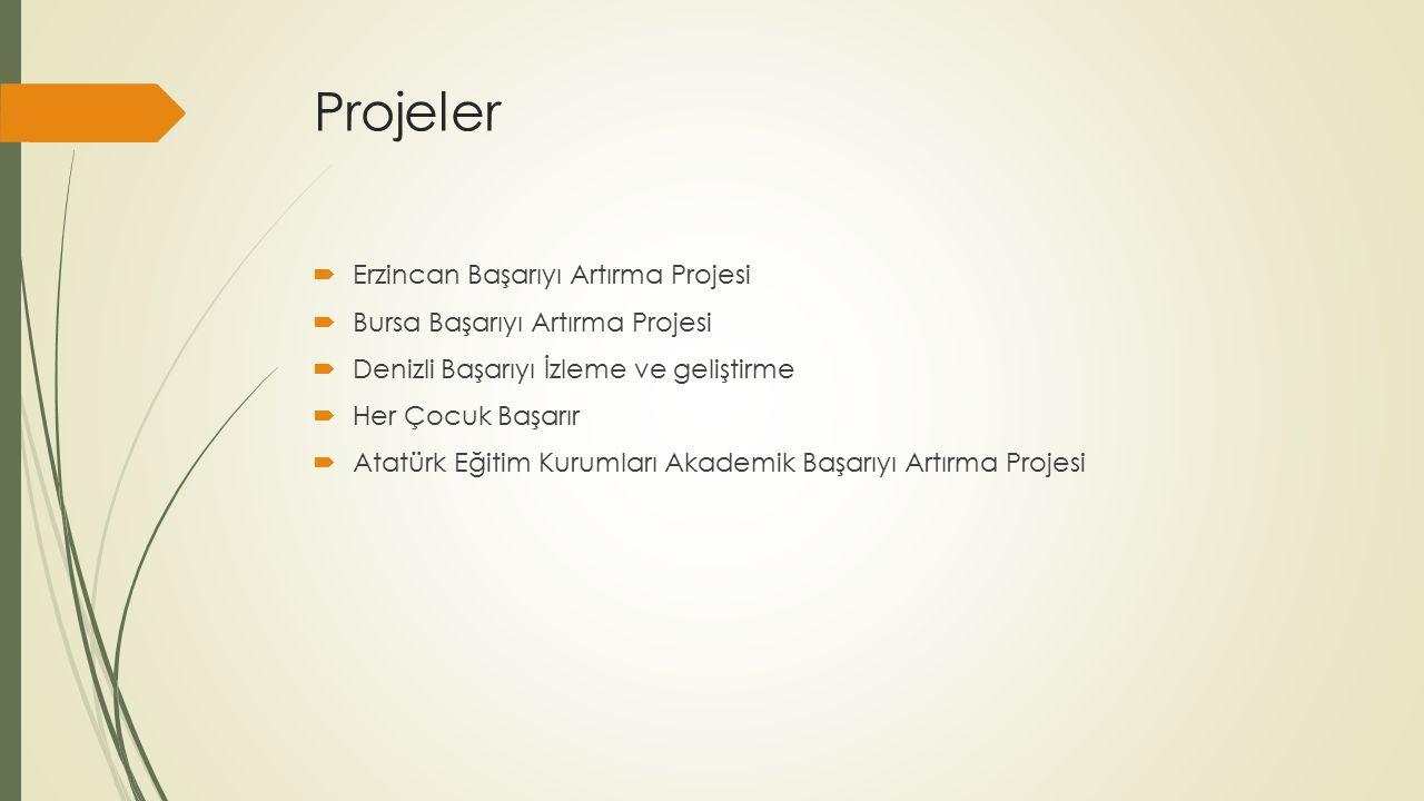 Projeler Erzincan Başarıyı Artırma Projesi