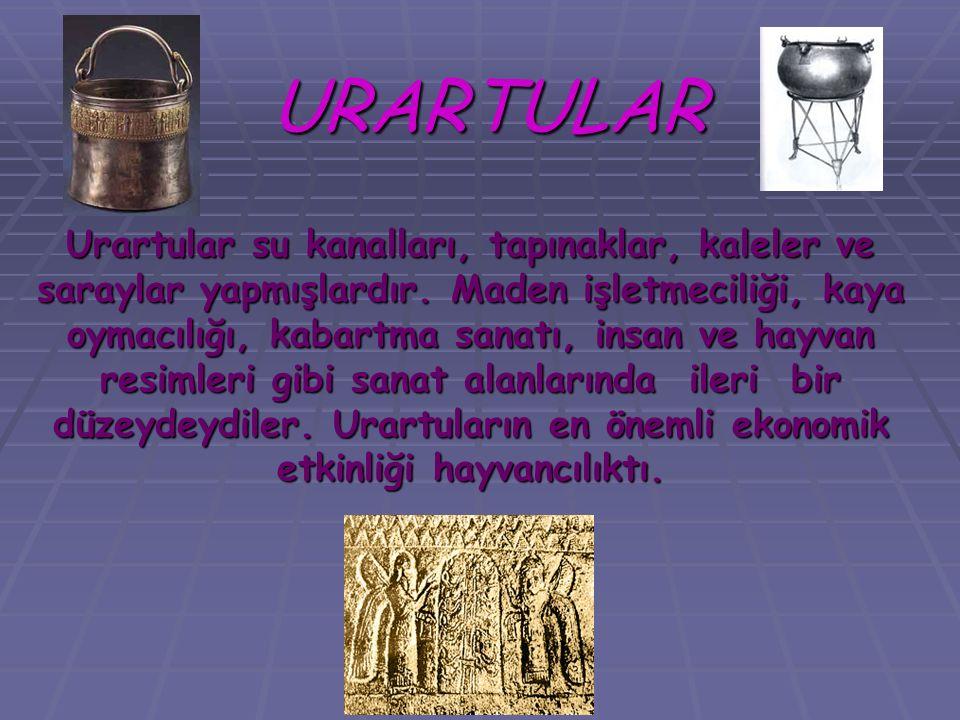 URARTULAR