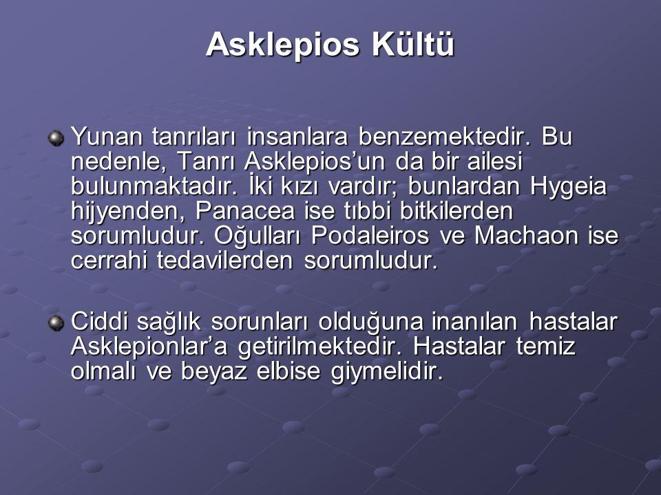 Asklepios Kültü