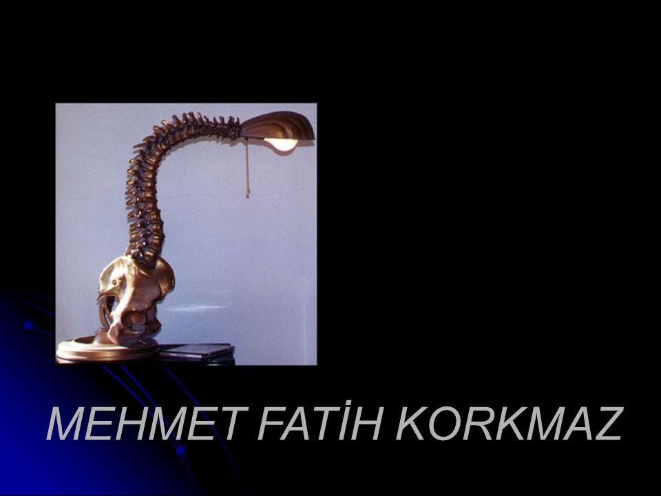 MEHMET FATİH KORKMAZ