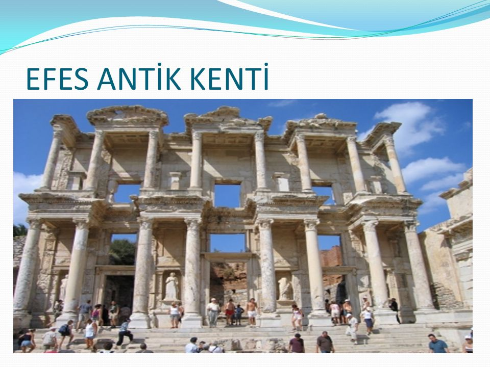 EFES ANTİK KENTİ