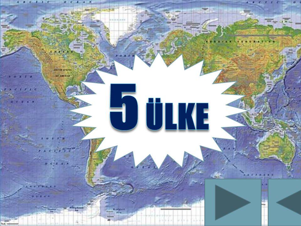 5 ülke