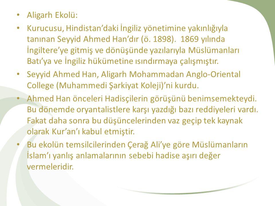 Aligarh Ekolü: