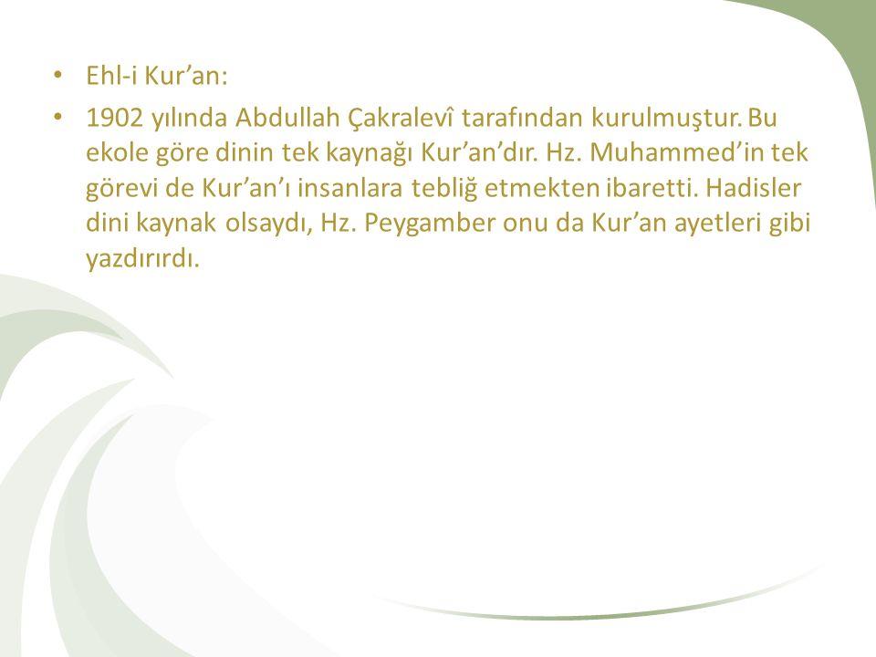 Ehl-i Kur'an: