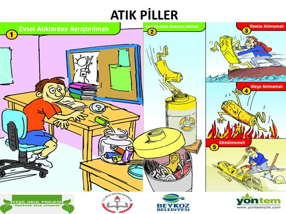 ATIK PİLLER