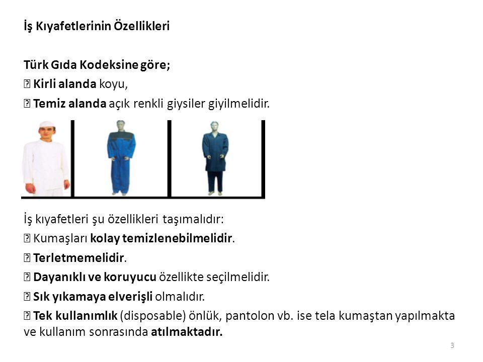İş Kıyafetlerinin Özellikleri