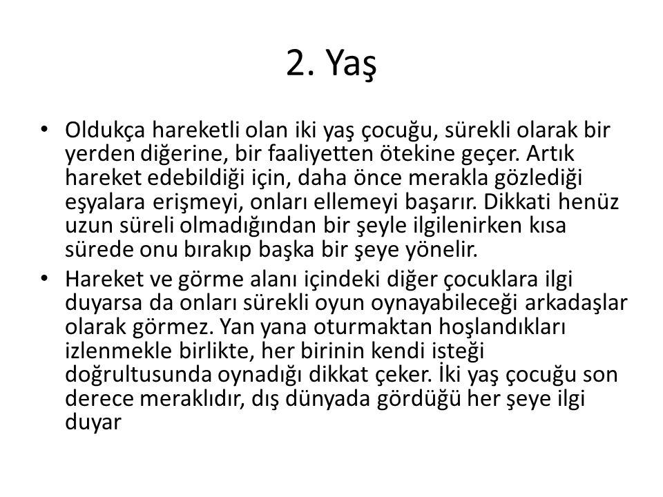 2. Yaş
