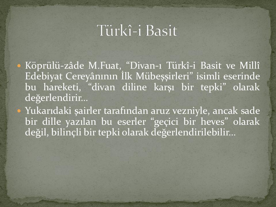 Türkî-i Basit