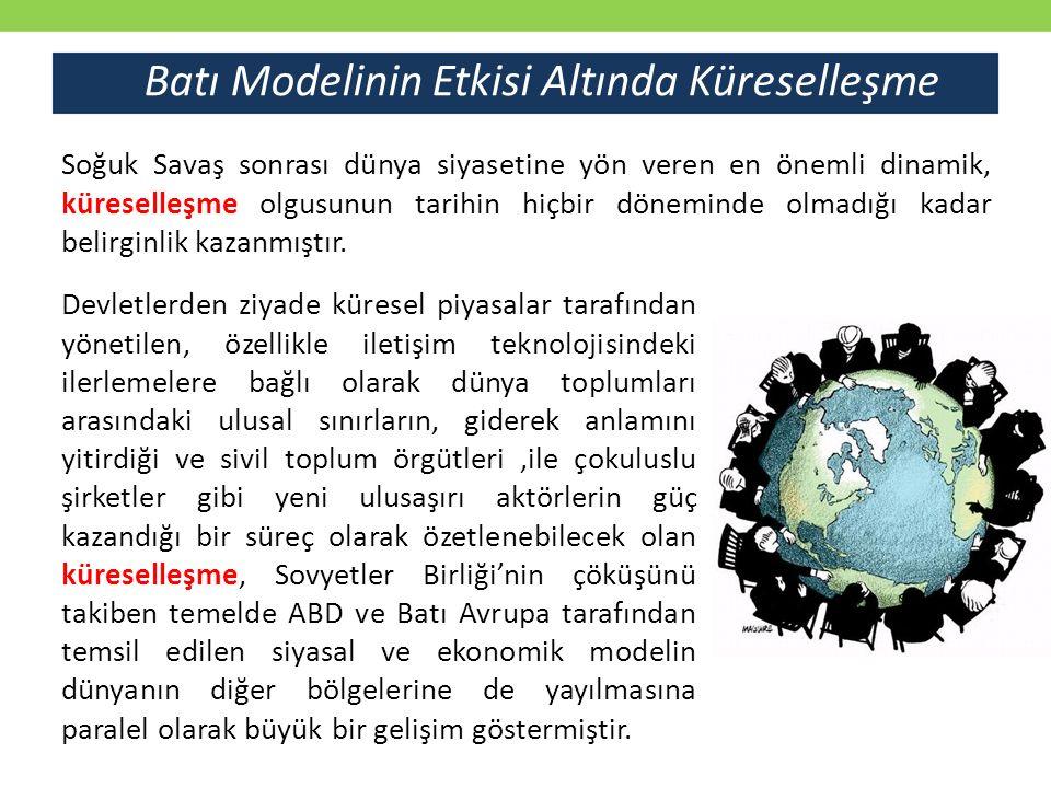 Batı Modelinin Etkisi Altında Küreselleşme
