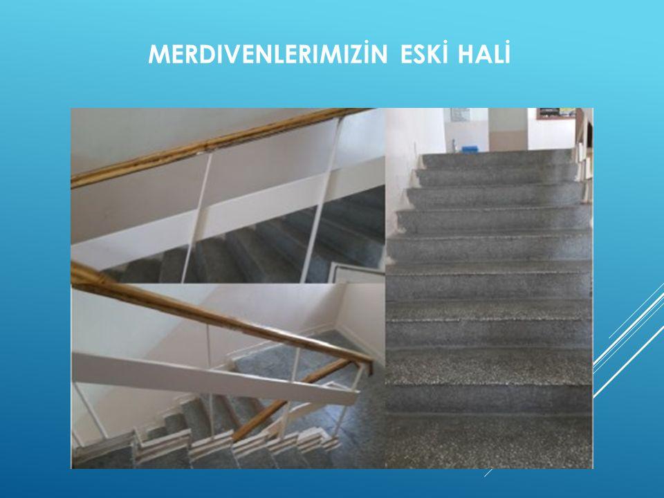 merdivenlerimizİN ESKİ HALİ