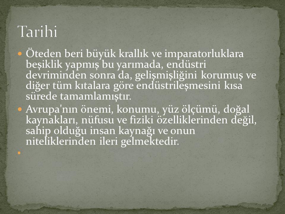 Tarihi