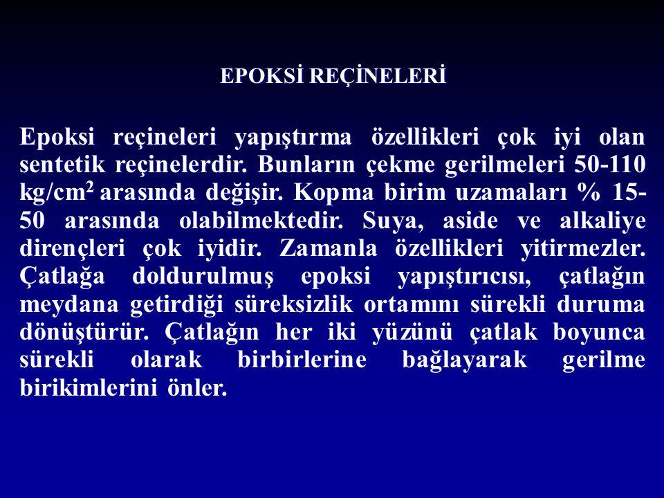 EPOKSİ REÇİNELERİ