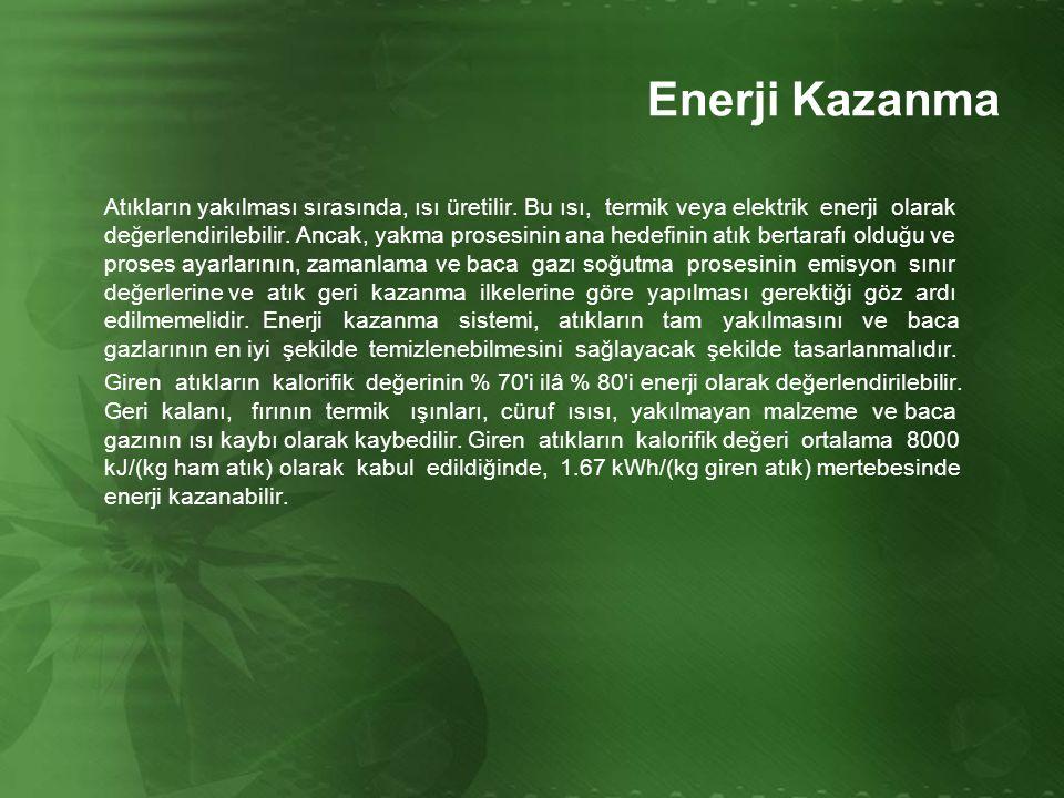 Enerji Kazanma