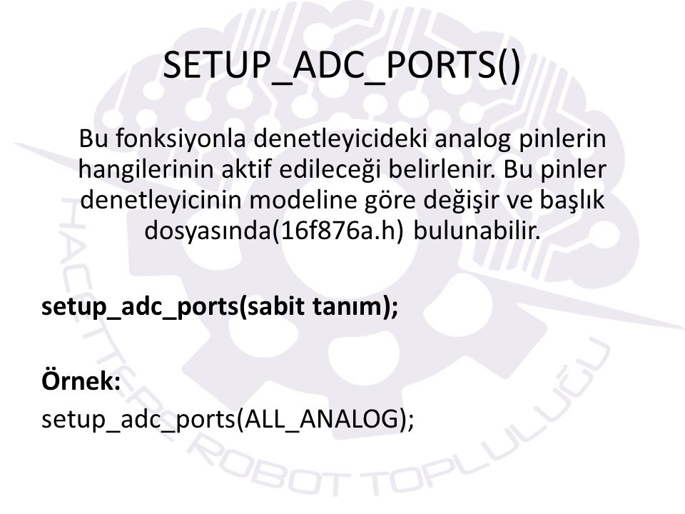 SETUP_ADC_PORTS()