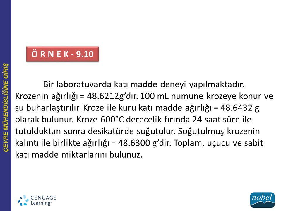 Ö R N E K - 9.10