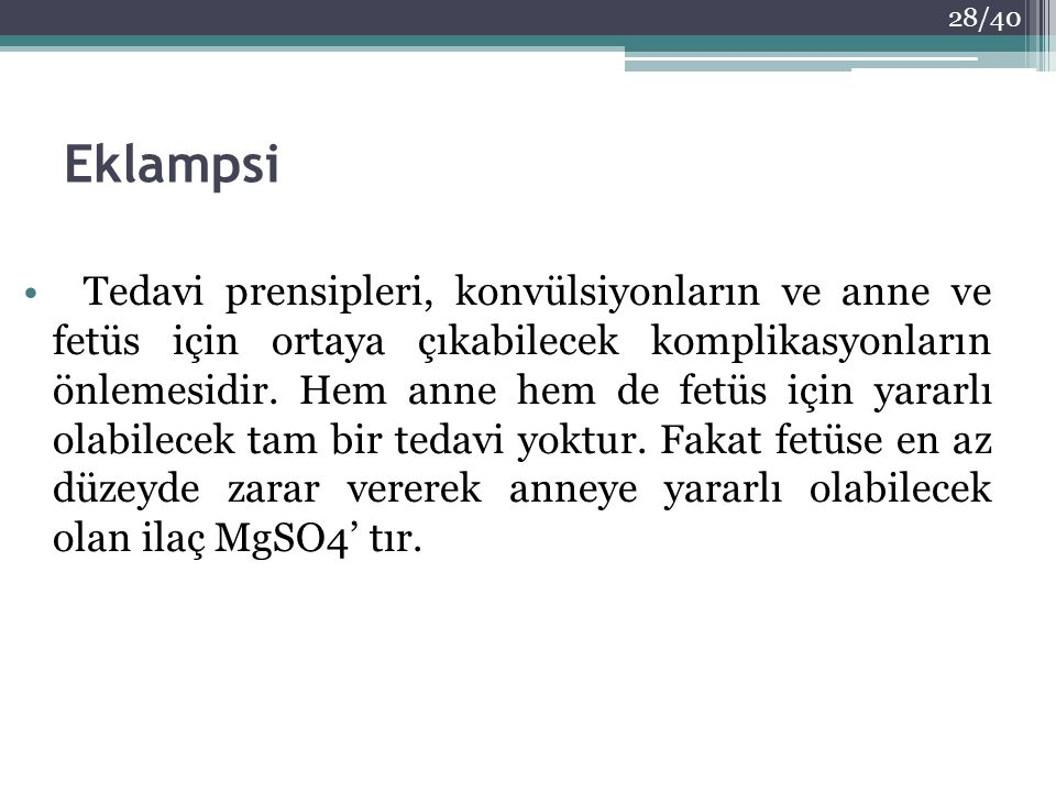 Eklampsi