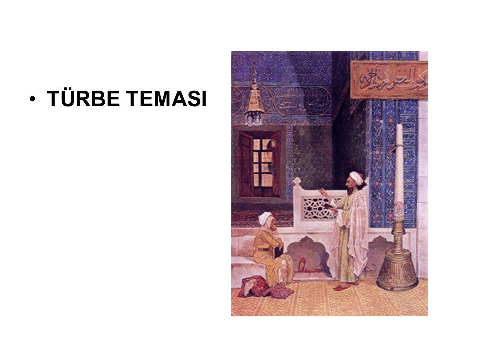 TÜRBE TEMASI