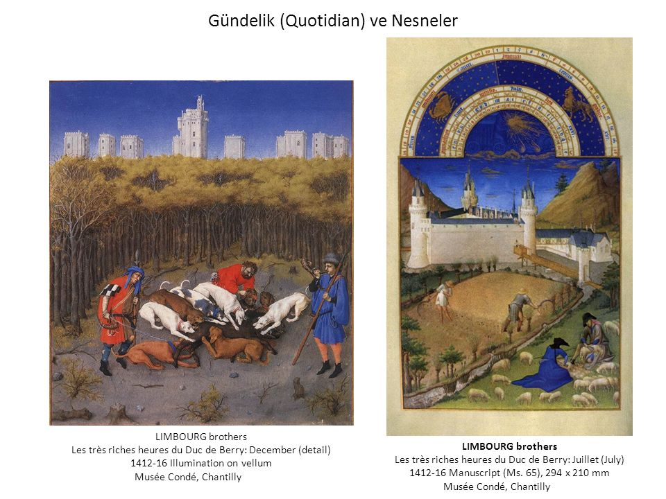Gündelik (Quotidian) ve Nesneler