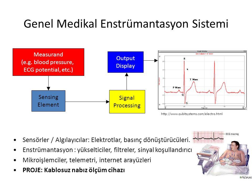 Genel Medikal Enstrümantasyon Sistemi