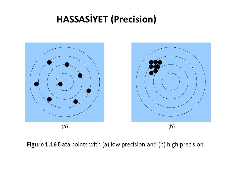 HASSASİYET (Precision)