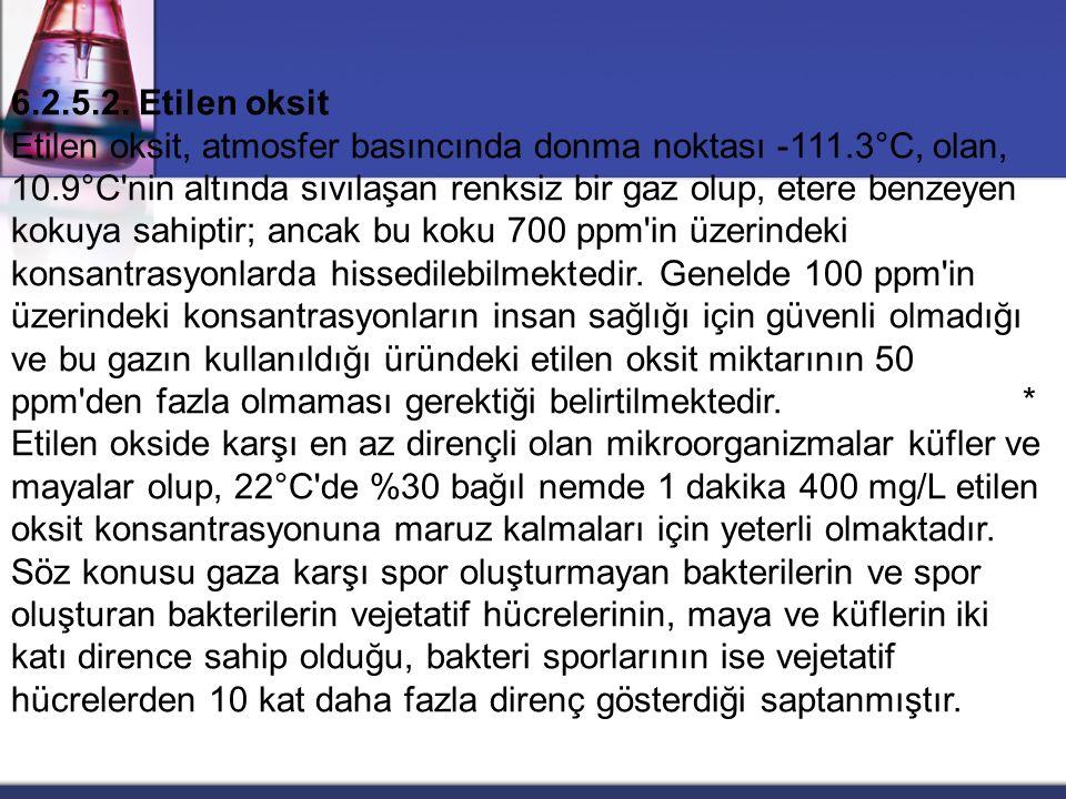 6.2.5.2. Etilen oksit