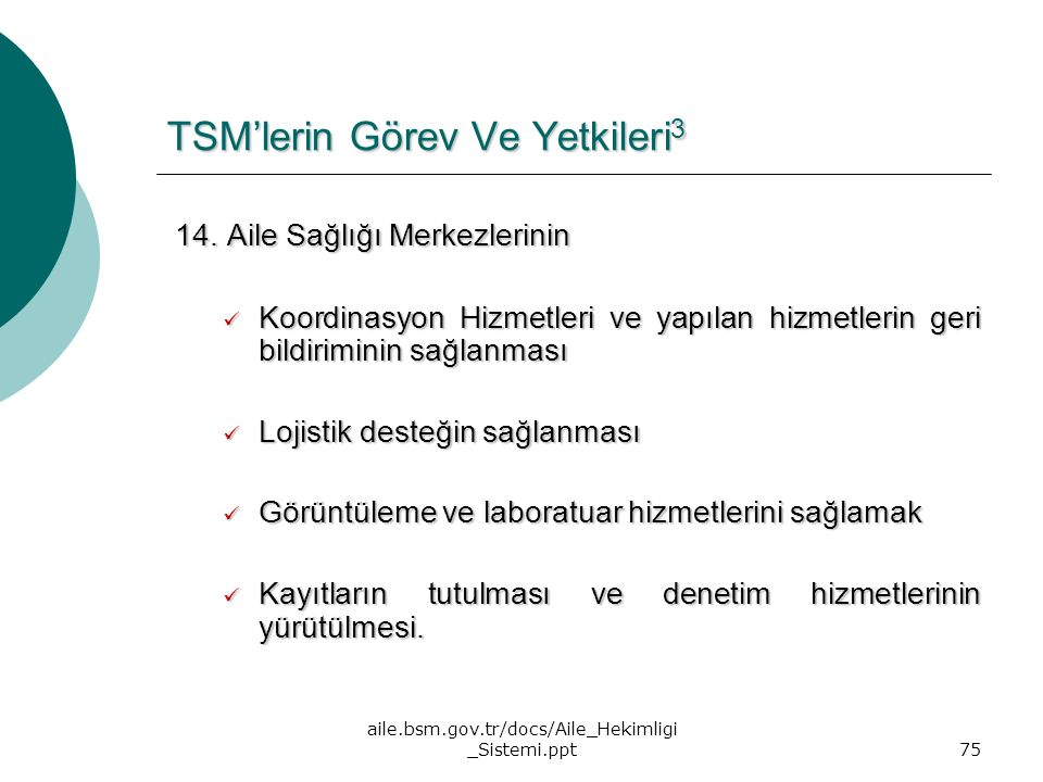 TSM'lerin Görev Ve Yetkileri3
