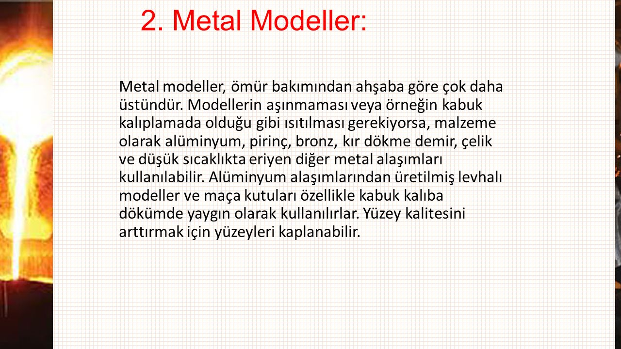2. Metal Modeller:
