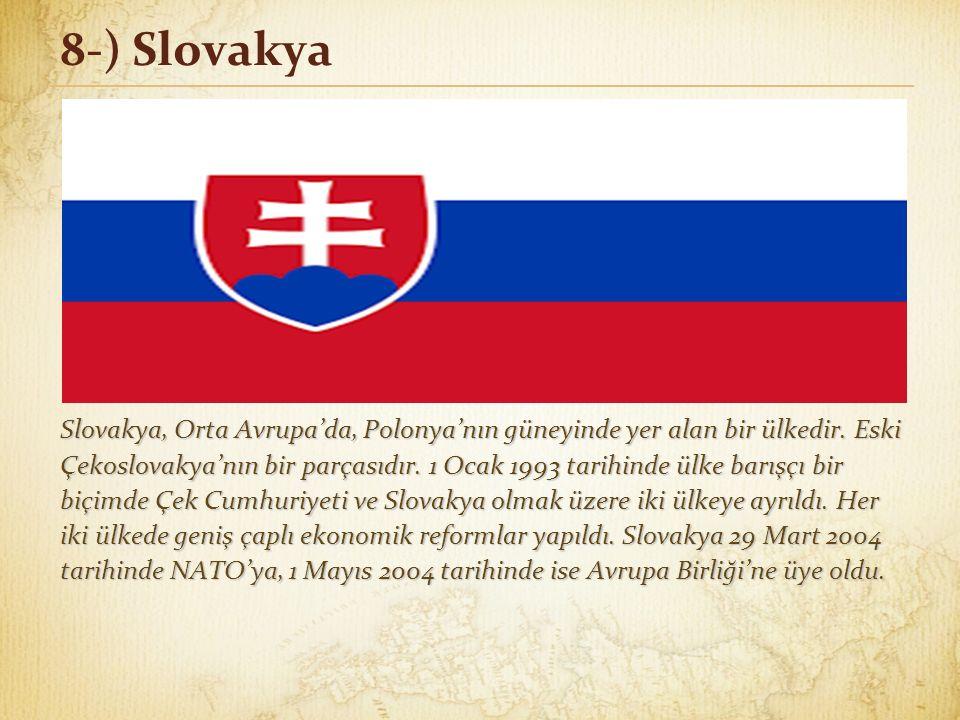 8-) Slovakya