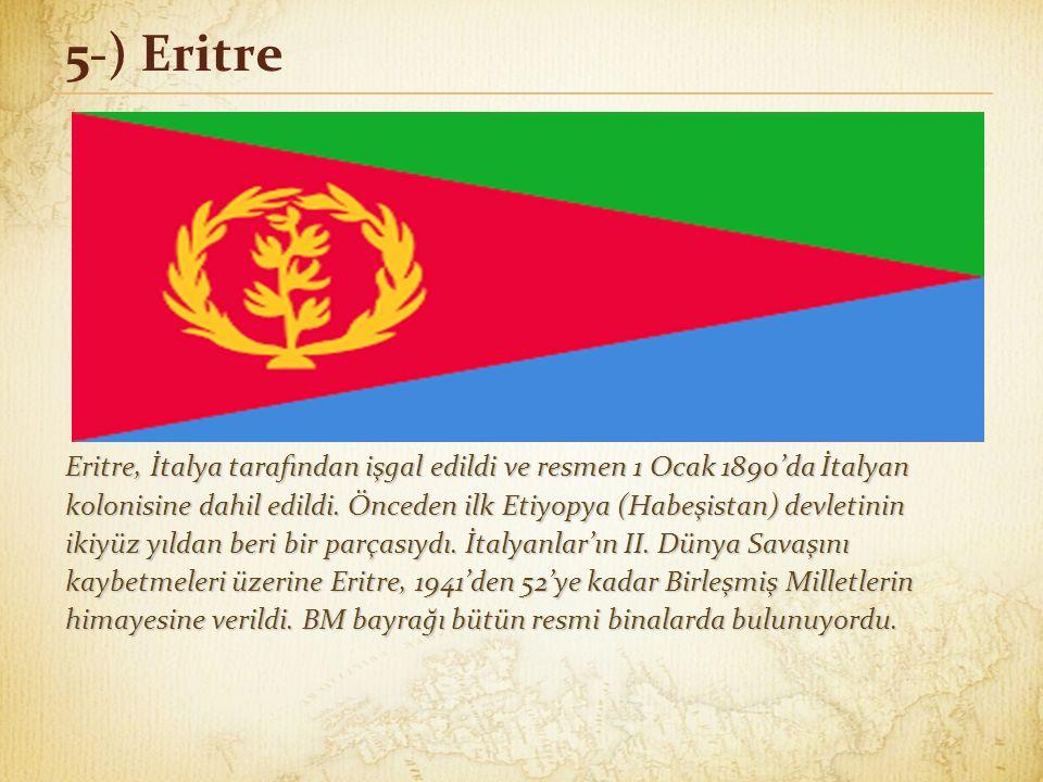 5-) Eritre