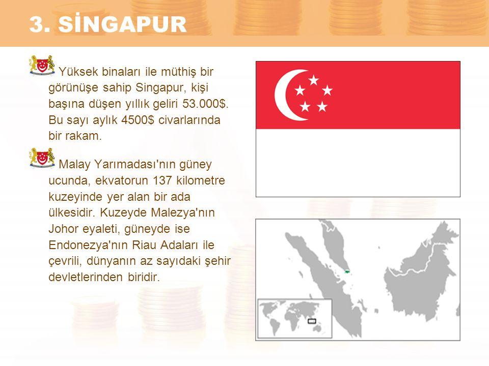3. SİNGAPUR