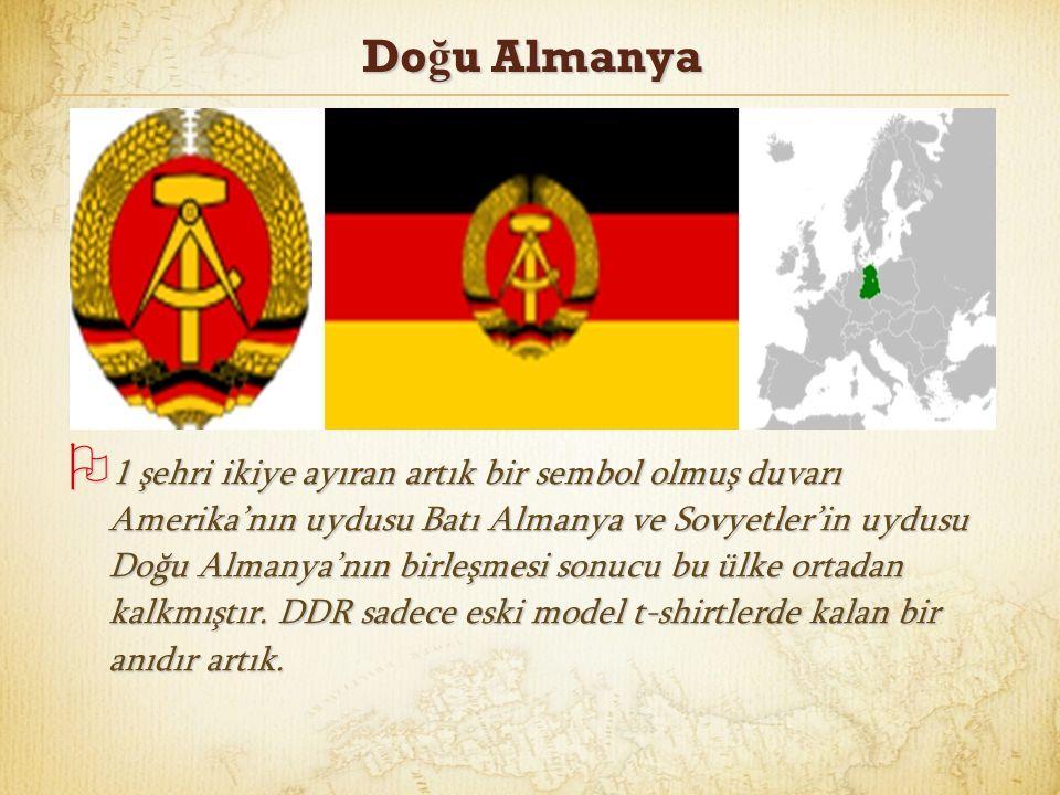 Doğu Almanya