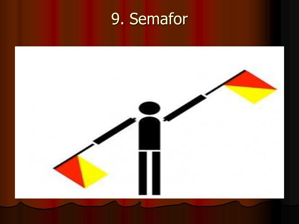 9. Semafor