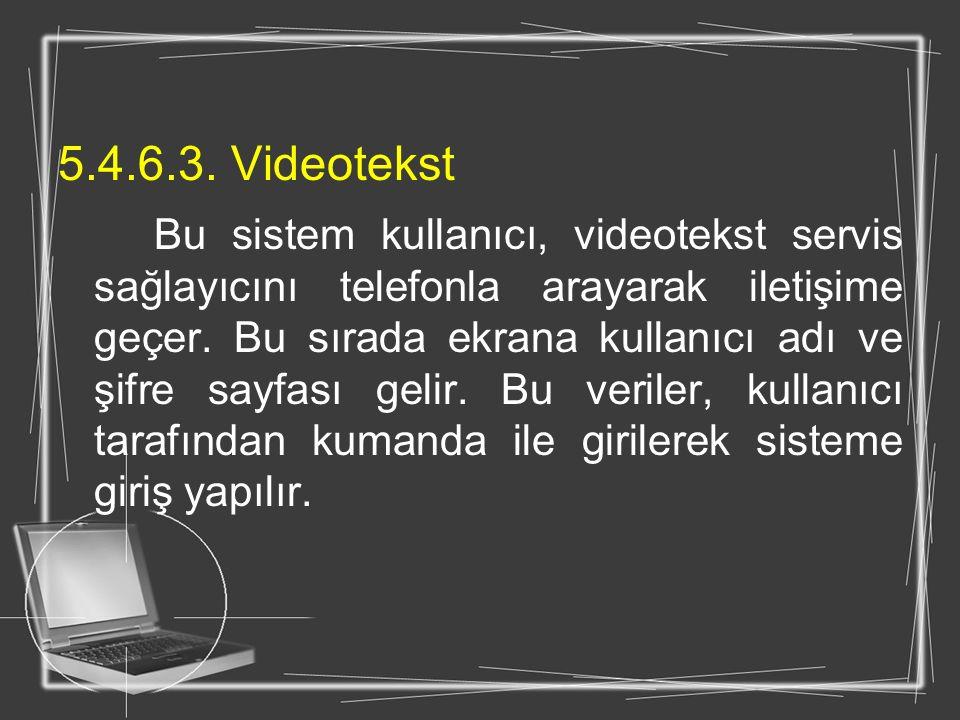 5.4.6.3. Videotekst