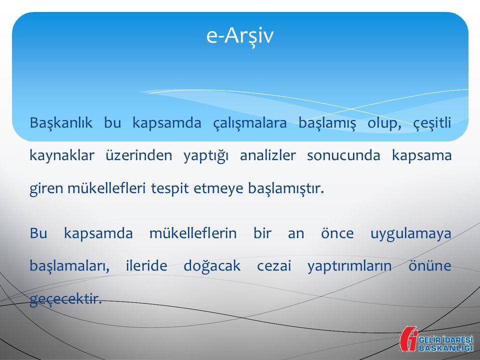 e-Arşiv